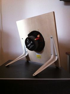 Mark Audio Alpair-10's in a test open baffle.