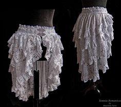 Bustle skirt Segura, Somnia Romantica by M Turin by SomniaRomantica.deviantart.com on @DeviantArt