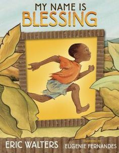 My Name is Blessing - by Eric Walters. Muthini and his grandmother, Nyanya, live in rural Kenya near the mountains. Nyanya barely makes enough money to support her nine grandchildren. This lyrically told ext story begins by showing Muthini's disability as a misfortune. But Gabriel focuses on Baraka and his great heart and spirit. Baraka is a blessing and not one who suffers. Eight Cousins, Reluctant Readers, Hard To Love, Penguin Random House, Children's Literature, American Literature, Life Is Hard, My Name Is, Read Aloud