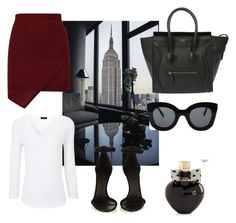 """Untitled #2"" by paulik-ros on Polyvore featuring Joseph, Isabel Marant, CÉLINE, Aéropostale, women's clothing, women's fashion, women, female, woman and misses"