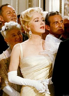 Eleanor Parker as Elsa in, 'The Sound of Music'.