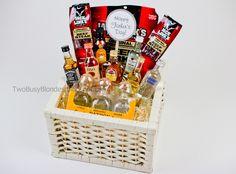 Alcoholic Gift Basket