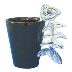 Barracuda Mug, $28, now featured on Fab.