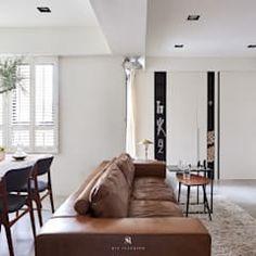 Salones de estilo minimalista de 理絲室內設計有限公司 ris interior design co. Interiores Design, Couch, Living Room, Architecture, Inspiration, Furniture, Home Decor, Minimalist Style, Design Ideas