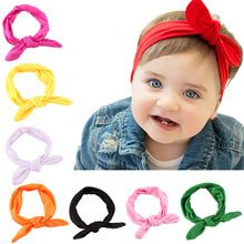 Cheap hair band accessories, Buy Quality accessories fashion directly from China fashion accessories Suppliers: 2017 New Fashion 1 PCS Lovely Girls Stretch Ear Turban Knot Hairband Rabbit Bow Headband Hair Band Accessories Ribbon Headbands, Toddler Headbands, Baby Girl Headbands, Newborn Headbands, Baby Kind, Cute Baby Girl, Baby Girl Newborn, Baby Girls, Kids Girls