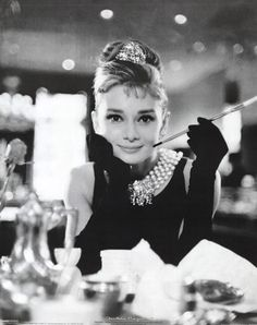 """""""anyone who ever gave you confidence, you owe them a lot"""" - Holly Golightly"""