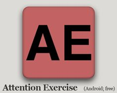 10 Apps to train your brain (Additude Mag) Page Mobile Apps for ADHD Focus: Attention Exercise by Ned Hallowell Adhd Help, Add Adhd, Adhd Activities, Adhd Funny, Adhd Quotes, Adhd Symptoms, Train Your Brain, Apps, Adhd