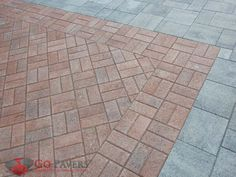 With Belgard Holland Stone pavers, excess has been cast aside in favor of a singular vision: creating a refined yet versatile stone. Belgard Pavers, Paver Patterns, Block Paving, Backyard, Patio, Pavement, Holland, Tile Floor, Outdoor Living