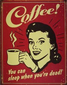 #coffee #retro