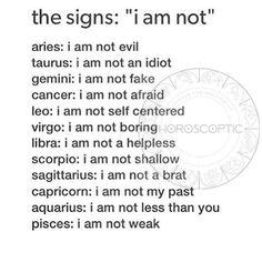 Comment your zodiac