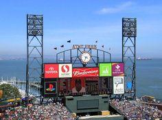 Bay Baseball Stadium - Giants
