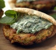 This recipe for Chickpea Patties can be enjoyed by both vegetarians and meat eaters