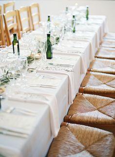 Photography : Sarah Hannam Read More on SMP: http://www.stylemepretty.com/2015/07/01/elegant-spring-spanish-country-villa-wedding/