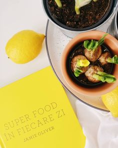 Jamie Oliver, Superfoods, Sprouts, Vegetables, Instagram, Super Foods, Vegetable Recipes, Veggies