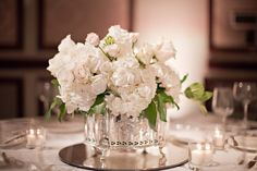 Photography: Ivy Weddings - ivy-weddings.com    Read More: http://www.stylemepretty.com/southwest-weddings/2014/02/19/traditional-ballroom-wedding-at-the-adolphus/