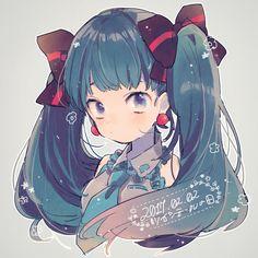 """""""Hatsune Miku"""""""