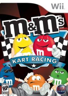 M&Ms Kart Racing #gameuniverse #videogames #gamer #xbox #nintendo #playstation