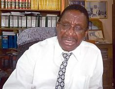 view point: Buhari is not sincere with corruption fight —Sagay...