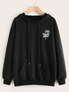 Shop for Hoodies and Hooded Sweatshirts Stylish Hoodies, Cool Hoodies, Girls Hoodies, Hoodie Outfit, Sweater Hoodie, Hoodie Sweatshirts, Hoody, Jugend Mode Outfits, Mode Kpop