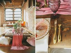 Trend Alert: Spring Wedding Runners! - Party Crush Studio