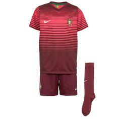NIKE Portugal Trikot Home Stadium WM 2014 Kinder im Online Shop von Ackermann Versand #WM2014 Shirts, Rompers, Soccer Jerseys, Fashion, Proud Of You, Football Soccer, Guys, Kids, Moda