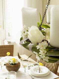 Elegant Table Settings | 45 Elegant Table Settings Ideas for All Occasions