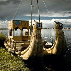 #Peru - Lake Titicaca | Perú - Lago Titicaca | Peru is wonderful