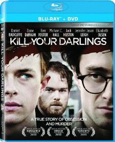 Kill Your Darlings  Daniel Radcliffe, Dane Dehaan, Ben Foster, Michael C. Hall