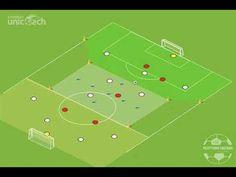 Football Coaching Drills, Soccer Drills, Soccer Tips, Soccer Cleats, Soccer Sports, Nike Soccer, Youtube Soccer, Barcelona Soccer, Fc Barcelona