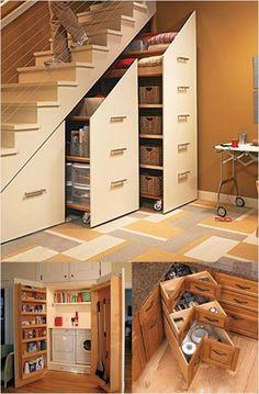 Space-saving decoration design 6-16