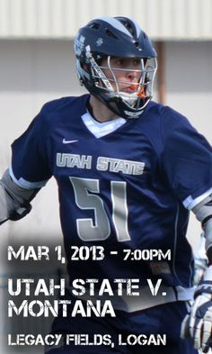 Game Ad: Utah State v. Montana - March 1, 2013