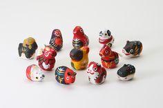 玩具Road Works 琉球張り子 干支 小 | Sumally