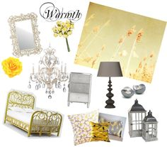"""""""spring yellow"""" by ramissa on Polyvore"""