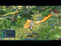 Blade and Soul - Force Master Gameplay : Random Questing