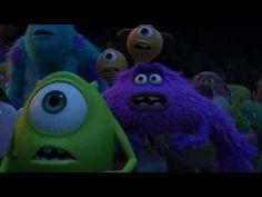 DIE MONSTER UNI - Offizieller deutscher Trailer 4 #DieMonsterUni ©Disney•Pixar
