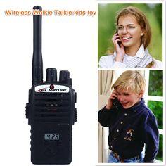 2 PCS Interphone Électronique Talkie Walkie Enfants Enfant Mni Jouets Portable Deux-Way Radio Vente Chaude pour L'enfant D'anniversaire cadeaux