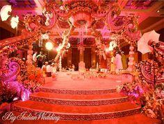 Studio Neelabhs wedding mandap design