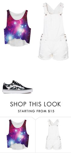 """""""Untitled #21"""" by bubblegumfrapp ❤ liked on Polyvore featuring New Look and Vans"""