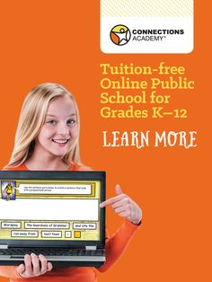 Inside every student is a bright future. We'll help you find it. Discover Connections Academy, a tuition-free, online public school for grades K–12. Featuring an accredited, award-winning curriculum and state-certified teachers to create a personalized learning plan for your child. Learn more about Connections Academy and make a positive change in your child's education!