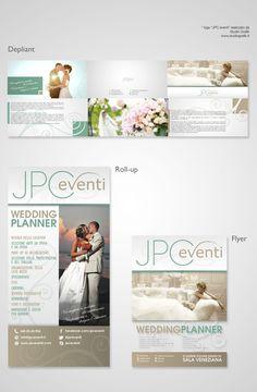 JPC eventi - Wedding Planner by Saverio Giove, via Behance