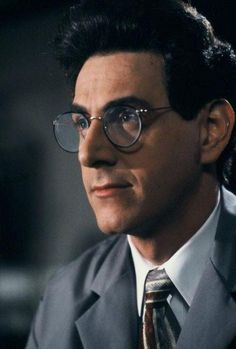 Harold Ramis in Ghostbusters 1984 Original Ghostbusters, The Real Ghostbusters, Ghostbusters Costume, 1984 Movie, Film Movie, Pulp Fiction, Science Fiction, Paranormal, Movies
