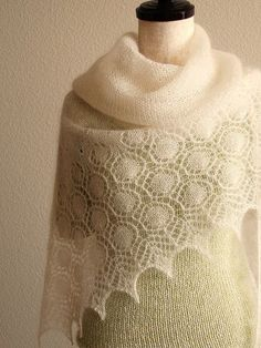 Ravelry: Project Gallery for Dew Drops Shawl pattern by Bex Hopkins