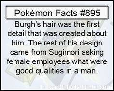 Lots of fun and random Pokémon facts. Pokemon Facts, All Pokemon, Pokemon Stuff, Qualities In A Man, I Choose You, Whats Good, Random Facts, Catch Em All, Hilarious