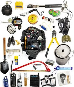 Preparedness means you have a Bug Out Kit