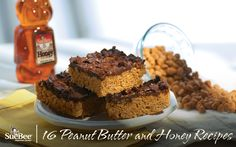 16 Honey and Peanut Butter Recipes