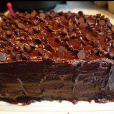 Лесна шоколадова торта - За Жената