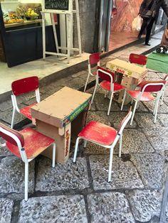 Ristorante stellato al Mercato della Vucciaria a Palermo