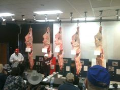 Beef 706 a Checkoff funded course for producers by the Texas Beef Council