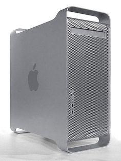 Le Power Mac G5 est le dernier modèle d'ordinateurs Macintosh à fonctionner à l'aide d'un processeur PowerPC.