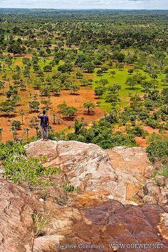 Toubabs au Burkina Faso